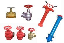Пожарные краны, гидранты, колонки