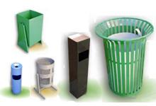 Урны, корзины для мусора