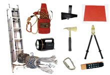 Страховочные и спасательные устройства