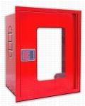Шкаф пожарный 540x650x230 встроенний (без задн. ст.) - ШПК-310В