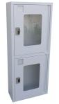 Шкаф пожарный 540x1300x230 навесной (без з/с) - ШПК-320Н