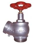 Кран пожарный алюминиевый ДУ-50