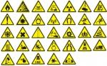 Предупреждающие знаки (ст.150)