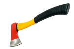 Топор пожарный с резиновой ручкой