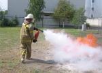 Обучение: пожарно-технический минимум