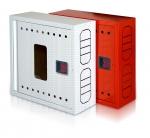 Шкаф пожарный 600x600x230 навесной (без задн. ст.)